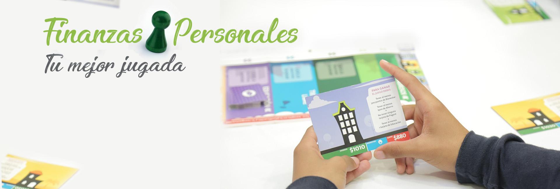 slide Finanzas Personales - Tu Mejor Jugada
